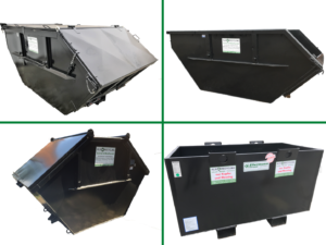 Klix-Recycling Container