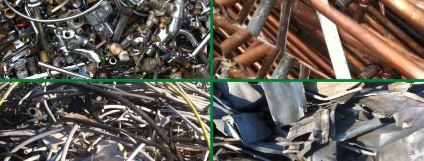 Klix-Recycling Buntmetalle