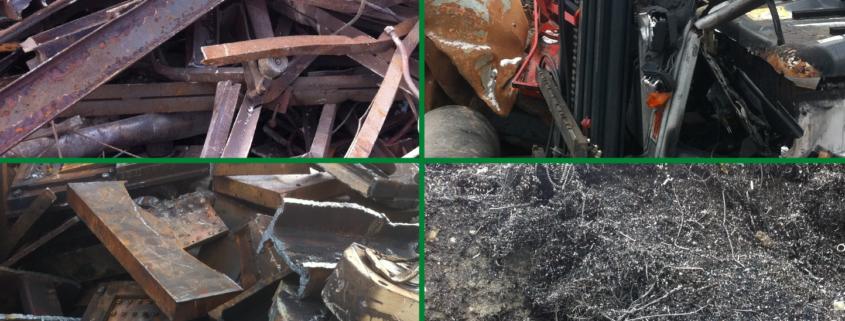 Klix-Recycling Schrott
